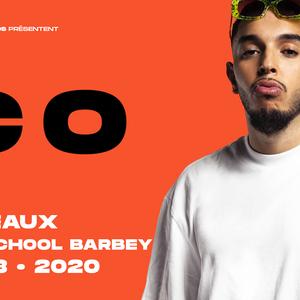 Hip-Hop Boombox : ICO + Deloro
