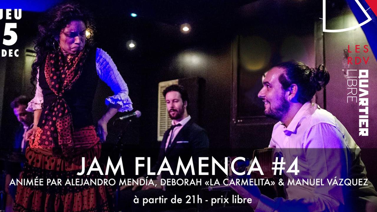 Jam Flamenca #4