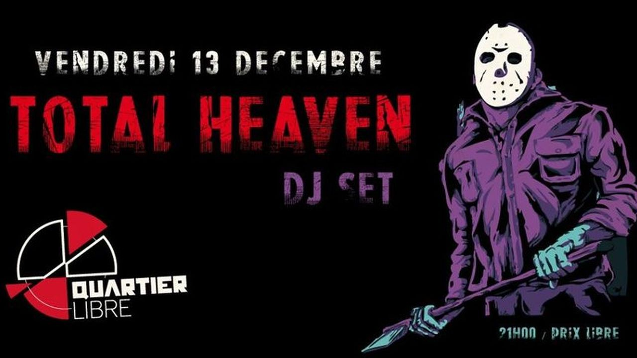 Total Heaven Dj Set