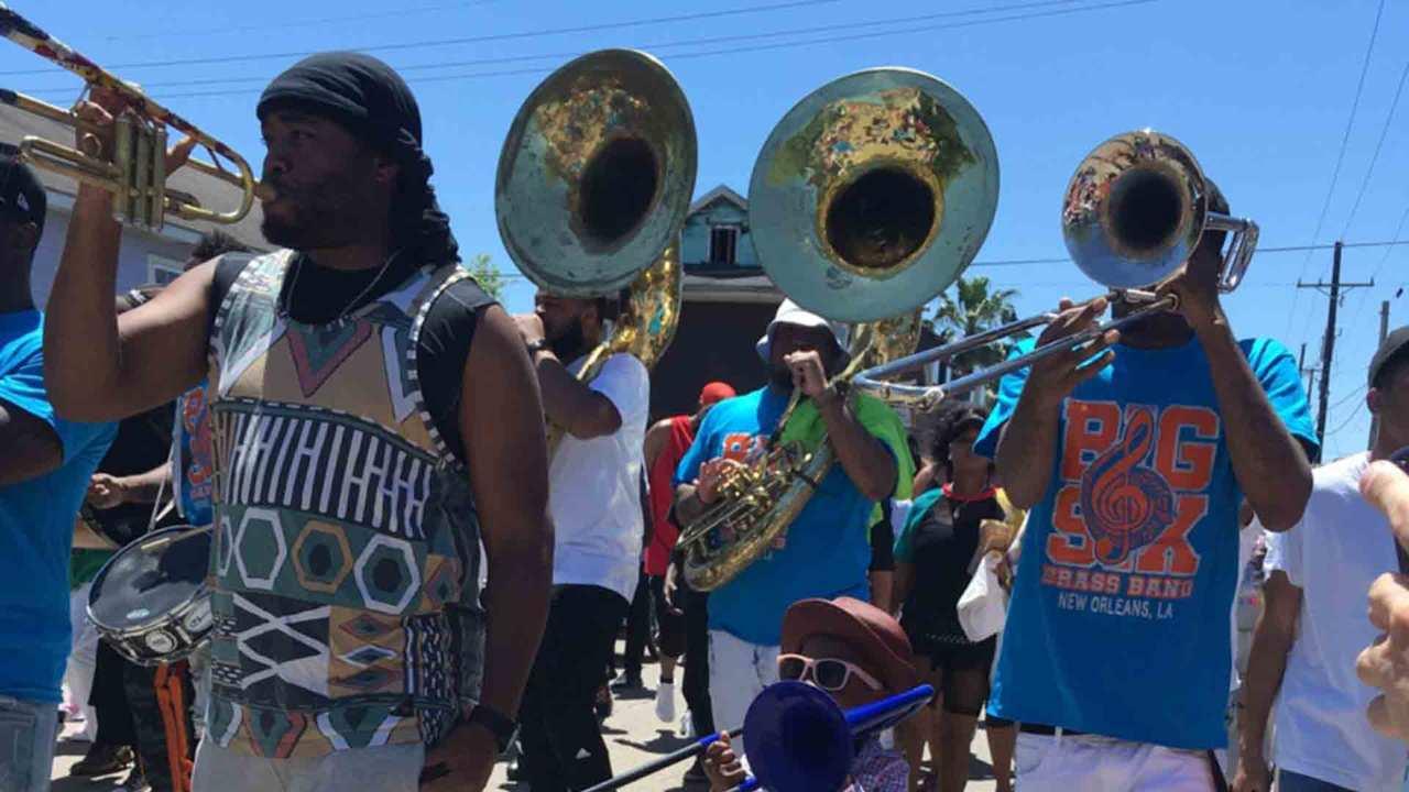 Trombone à la Nouvelle-Orléans, des années 20 à nos jours