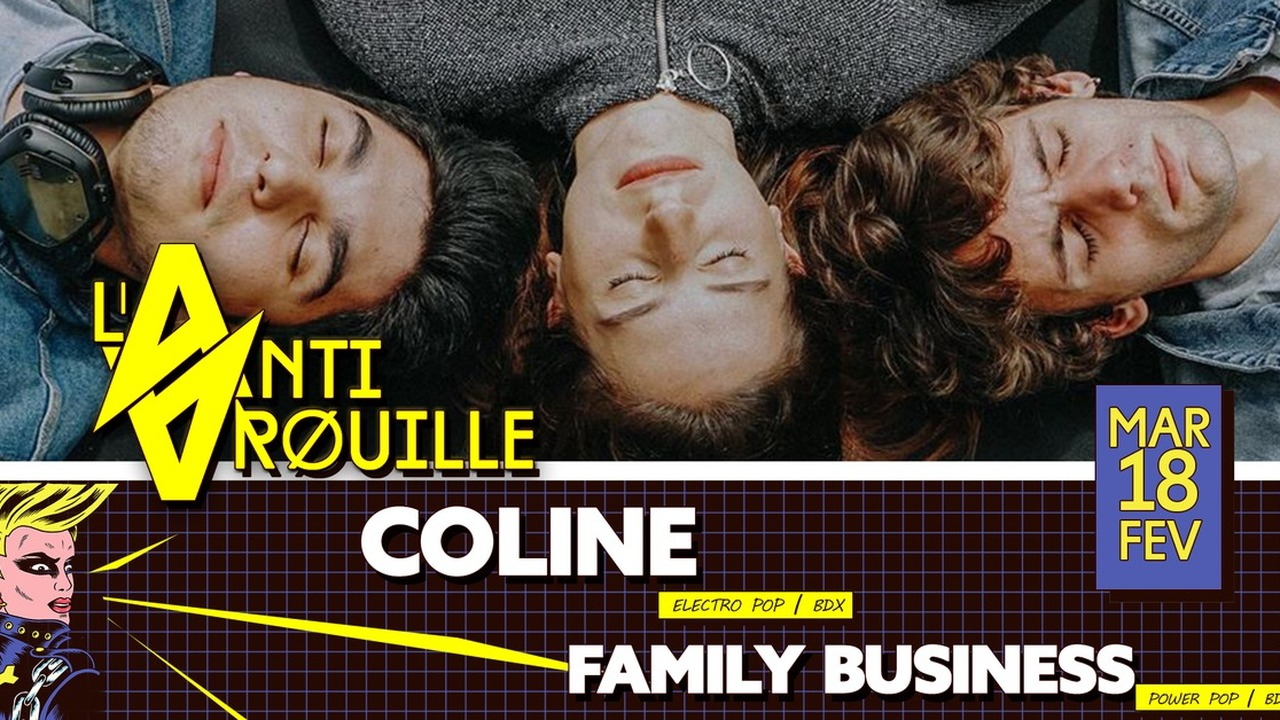 Coline + Family Business