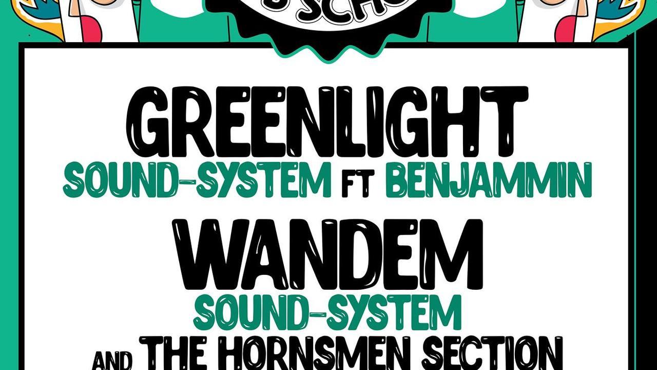 Bordeaux Dub School Avec IDG Launch Party - Greenlight / Wandem