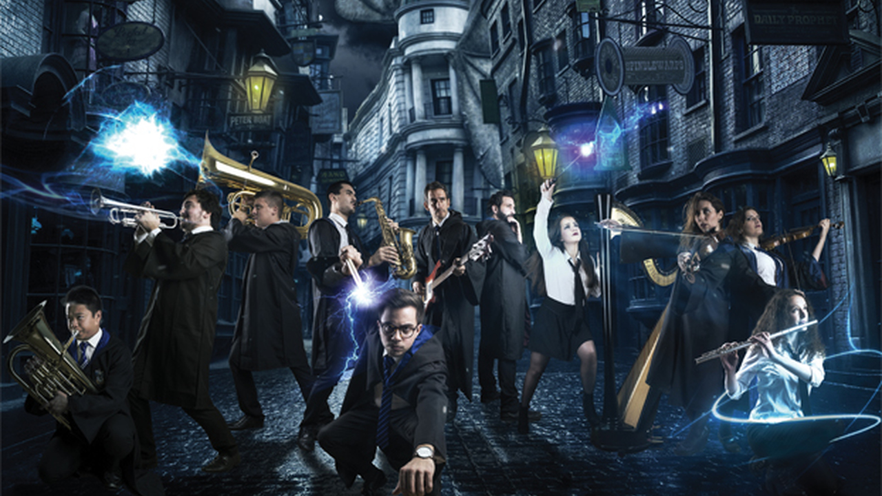 NEKO LIGHT ORCHESTRA - HARRY POTTER TRIBUTE