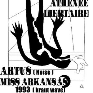 Artùs + Miss Arkansas 1993