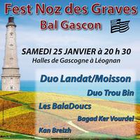 Fest Noz des Graves / Bal Gascon