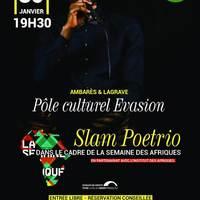 Slam Poétrio