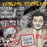 DISEASE FUCKERS PARTY
