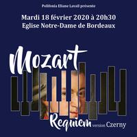 Requiem de Mozart version Czerny