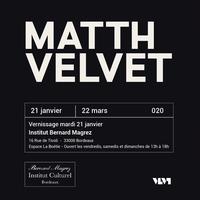 EXPOSITION Standard Club de MATTH VELVET