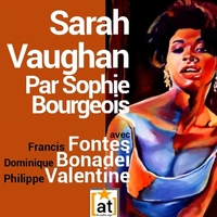 Sarah Vaughan par Sophie Bourgeois