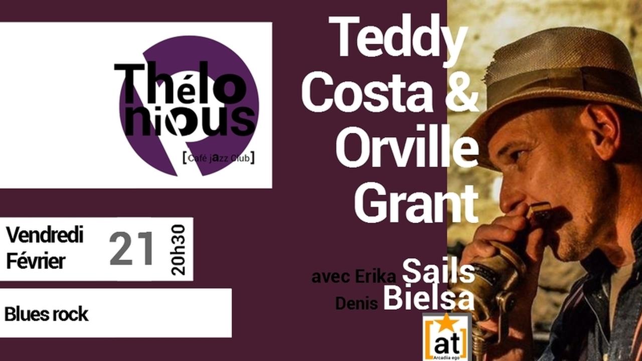 Teddy Costa & Orville Grant