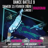 tROCKé DANCE BATTLE 9
