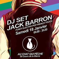 Jack Barron Dj Set