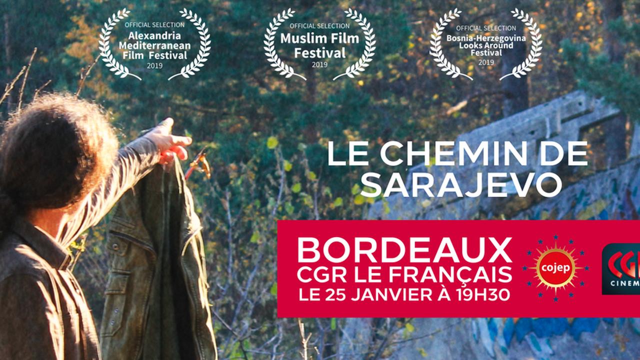 Ciné/Témoignages/Débat : Le Chemin de Sarajevo