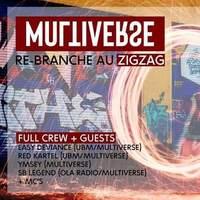 Multiverse Re-branche | World & UK Music culture