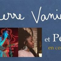 PIERRE VANIER + PEARL