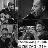 Apéro Swing Quartet