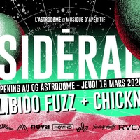 Opening - SIDERAL BORDEAUX PSYCH FEST 2020