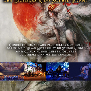 NEKO LIGHT ORCHESTRA - ECHOS DE LA VALLÉE DU VENT, DES LUCIOLES ET DU SOLEIL LEVANT