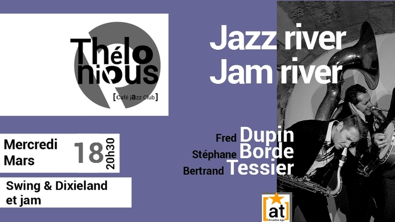 Jazz River for Jam River