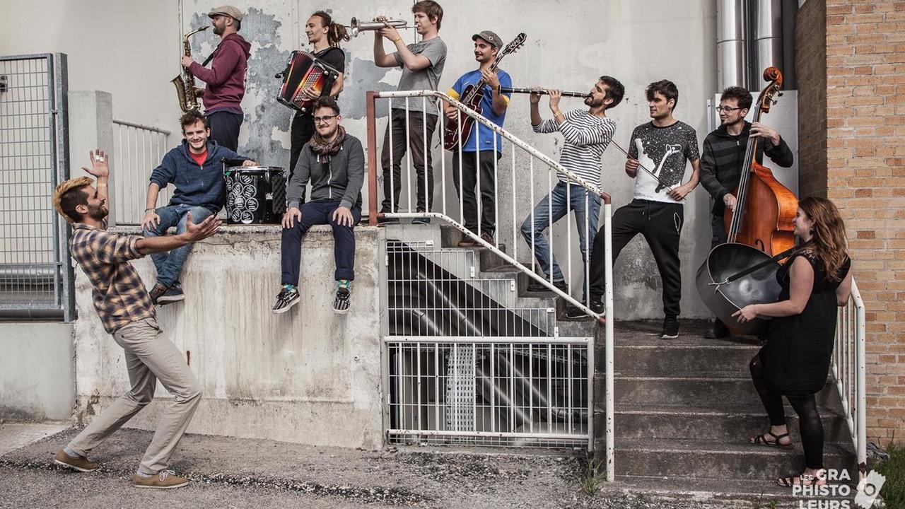 Musiques de R.U. | Finale régionale + Opsa Dehëli