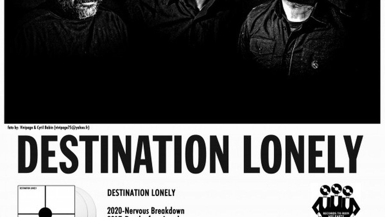 Release Party DESTINATION LONELY + Heartbeeps