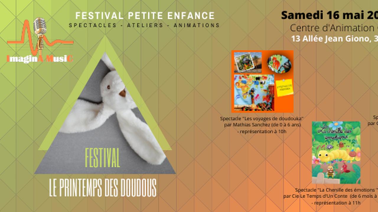 Festival Le Printemps Des Doudous - 3ème journée