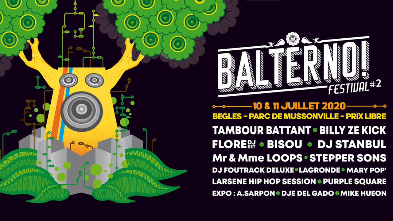 Festival BALTERNO! 2020