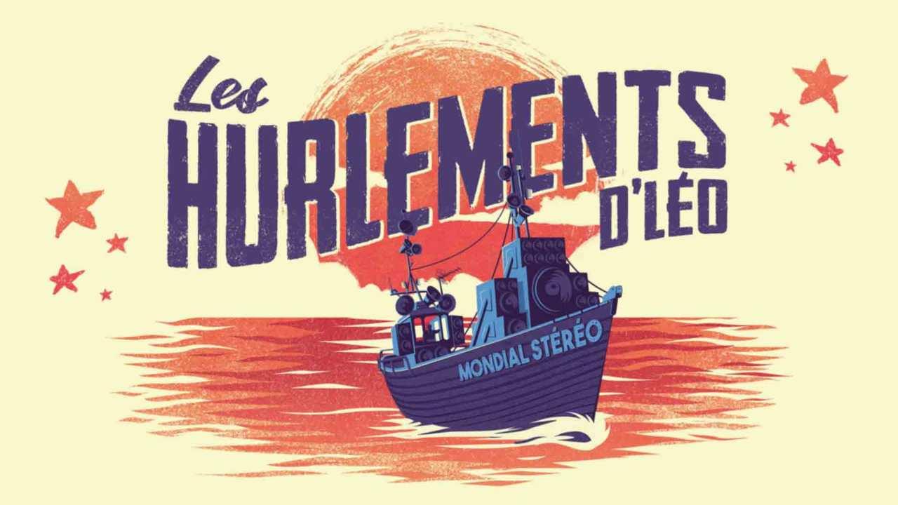 Les Hurlements d'Léo « Mondial Stéréo »