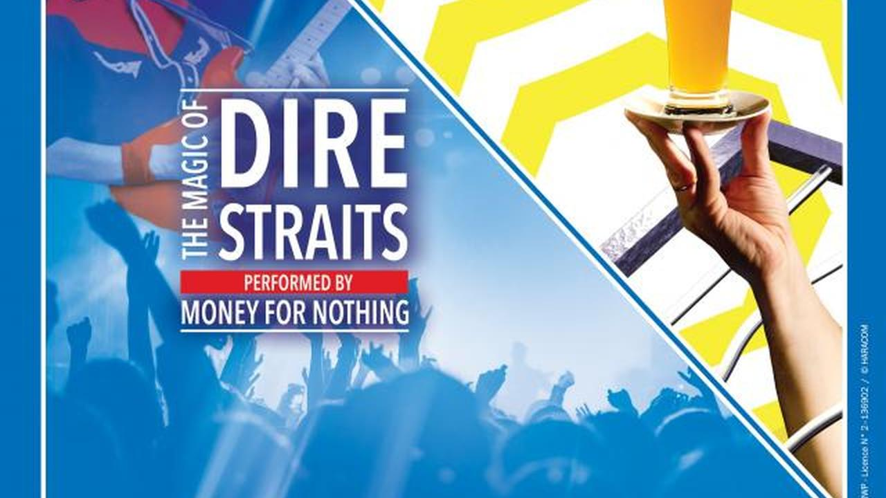 SUPERTRAMP & DIRE STRAITS performed by LOGICALTRAMP & MONEY FOR NOTHING