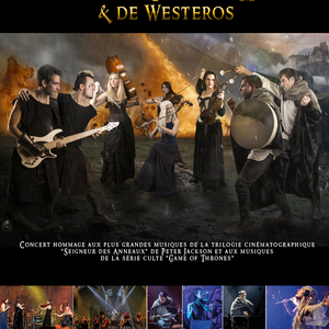 NEKO LIGHT ORCHESTRA - ECHOS DE LA TERRE DU MILIEU ET DE WESTEROS