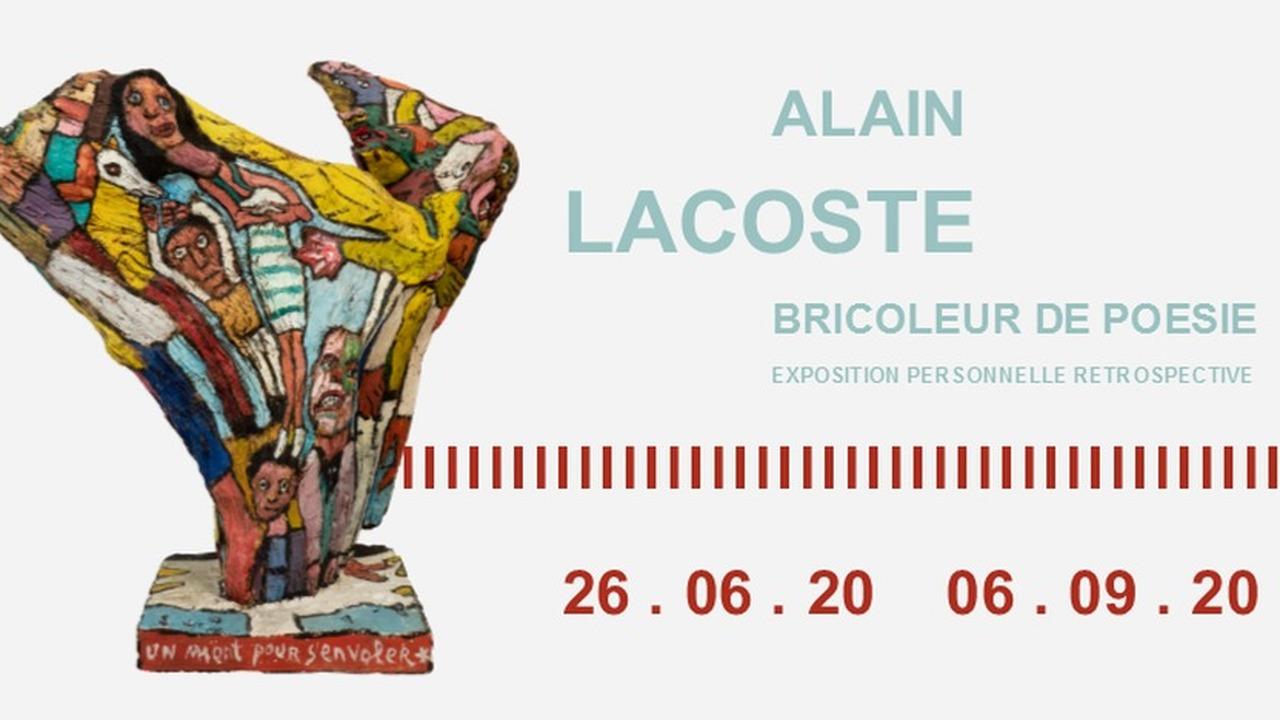 Alain Lacoste : bricoleur de poésie