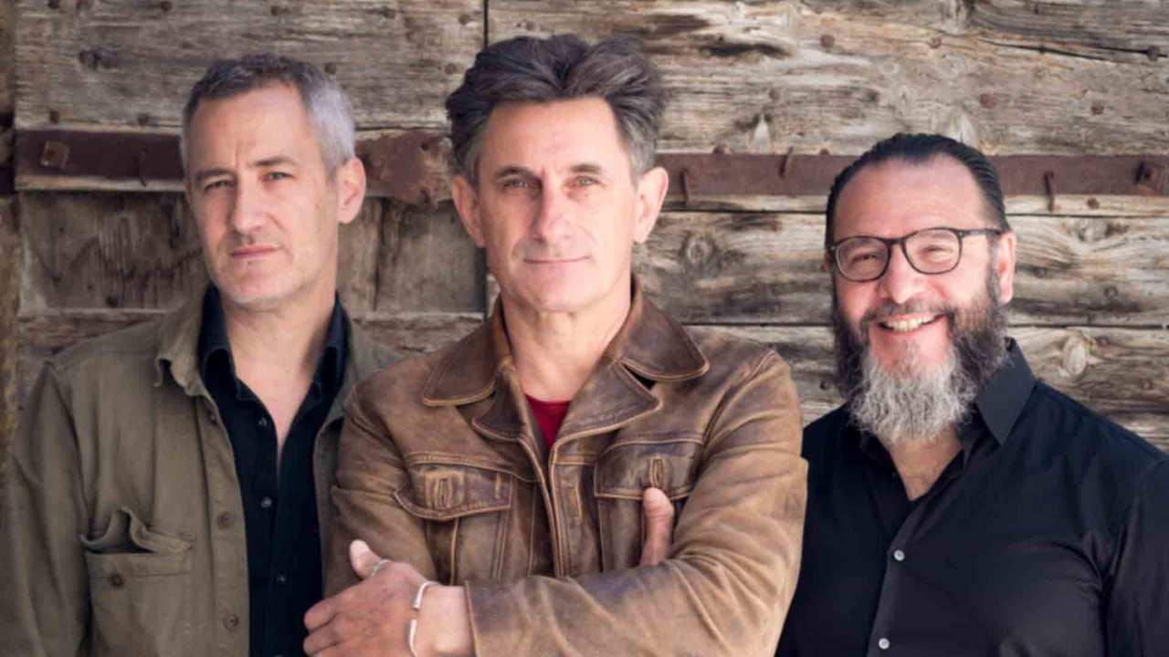 Éric Séva Trio « Triple Roots »