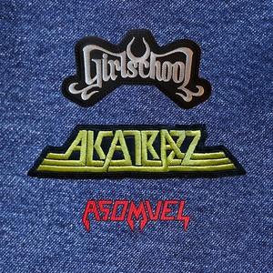 ALCATRAZZ + GIRLSCHOOL  + Asomvel