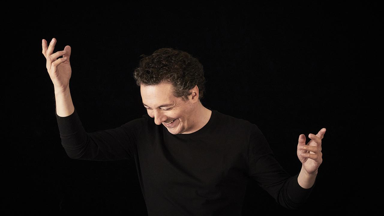 Seul-en-scène de Guillaume Gallienne - François, le saint jongleur