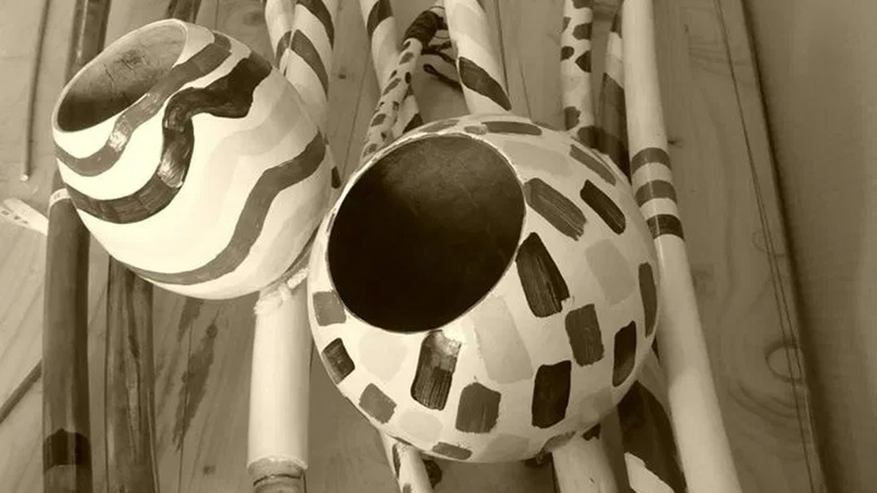 7 ème Rencontre de Capoeira Angola Berimbaus de Guatambu 2020