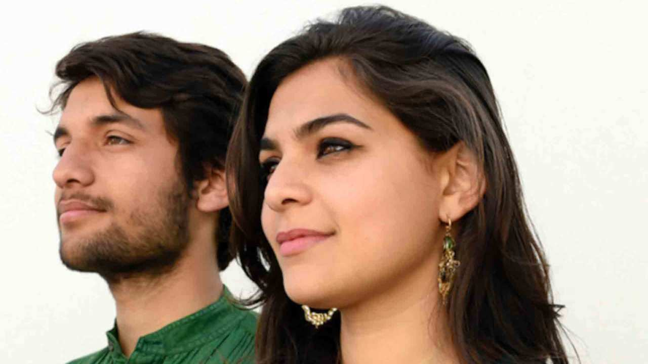 Parveen Sabrina Khan & Ilyas Raphaël Khan