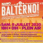 Nano Balterno! - Edition spéciale Bal masqué
