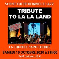 Tribute to La La Land, 70 ans du caveau de la huchette