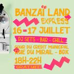 Banzaï Land Express • Cour du Crédit Municipal - Plein Air