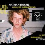 7ème Ciel : Vicious Soul Dj + Nathan Roche (Villejuif Underground)