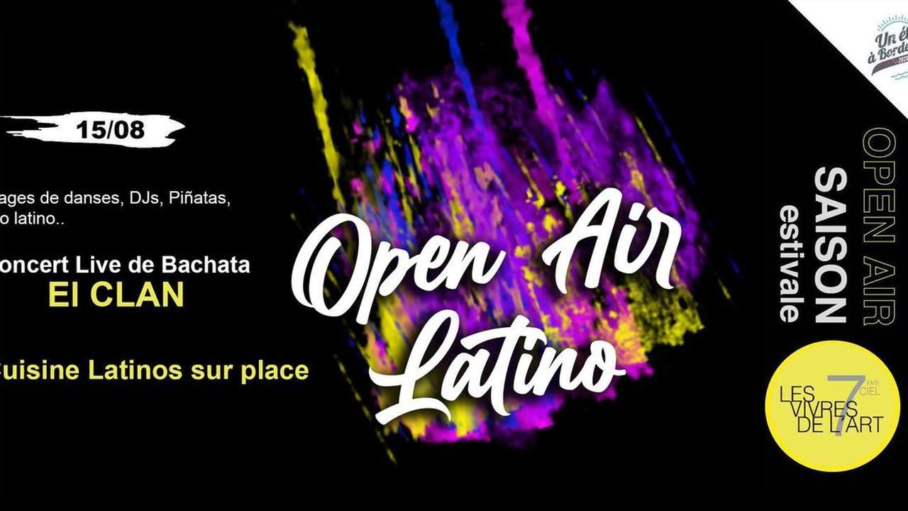 7ème Ciel : Open Air Latino