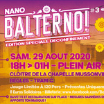 Nano Balterno #3 - Dr Vince + Alex Garcia + Stepper Sons