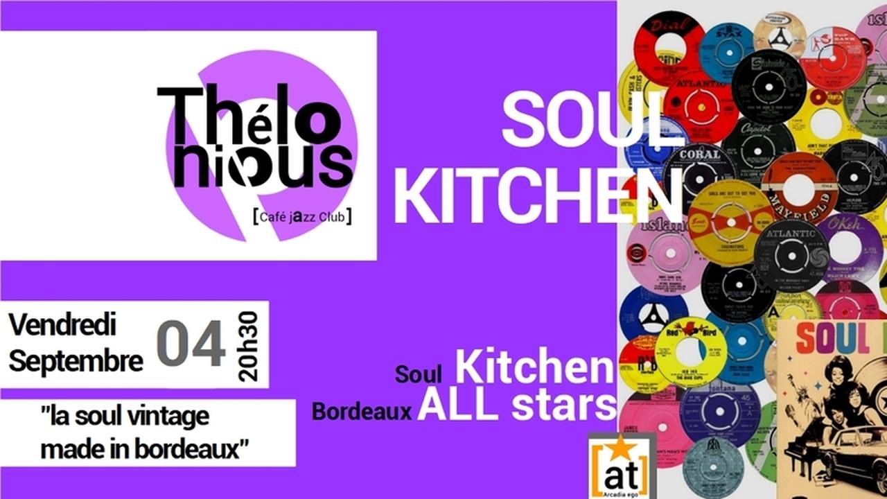 Soul Kitchen Live