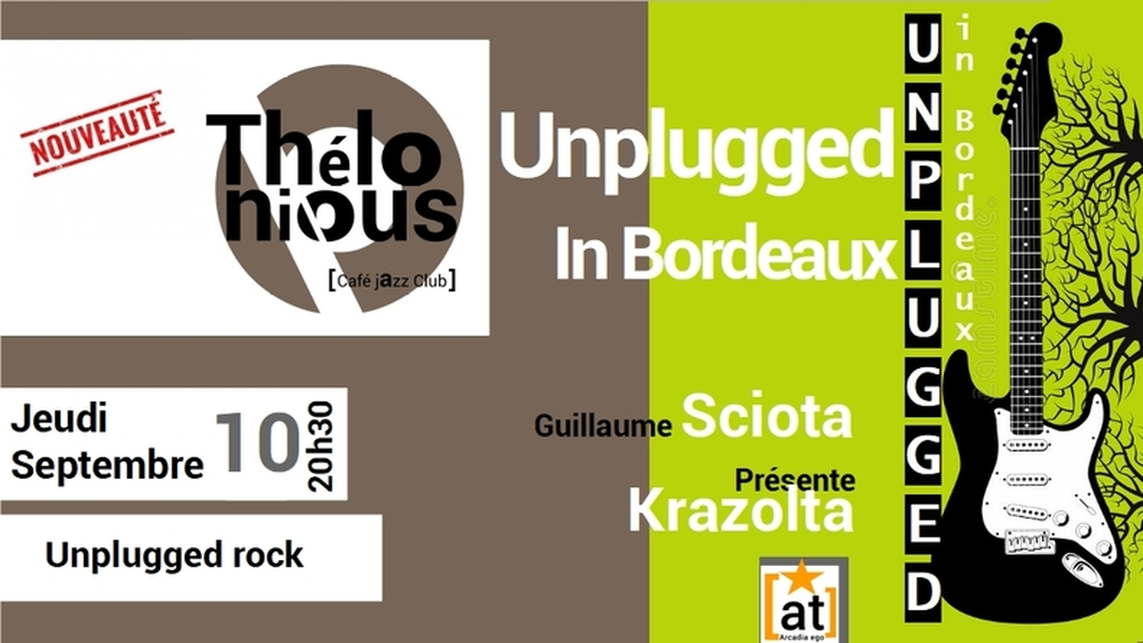 Unplugged in Bordeaux