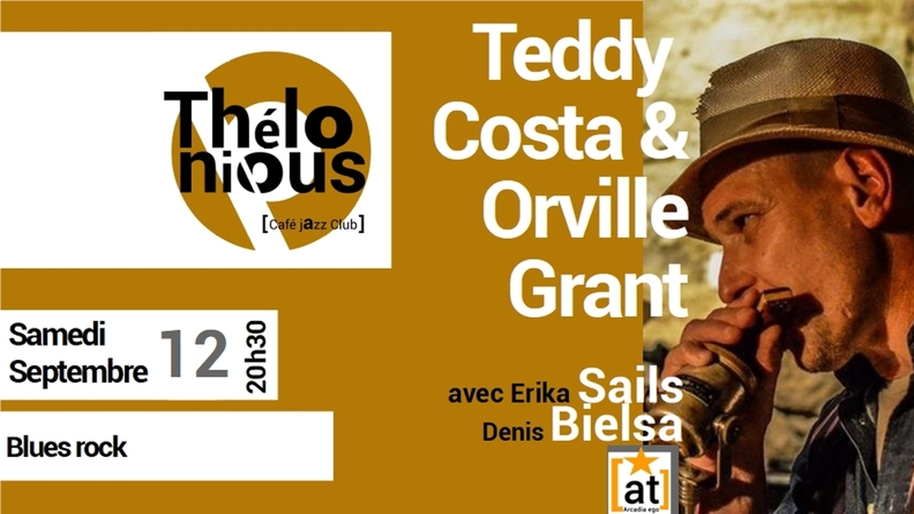 Orville Grant & Teddy Costa band