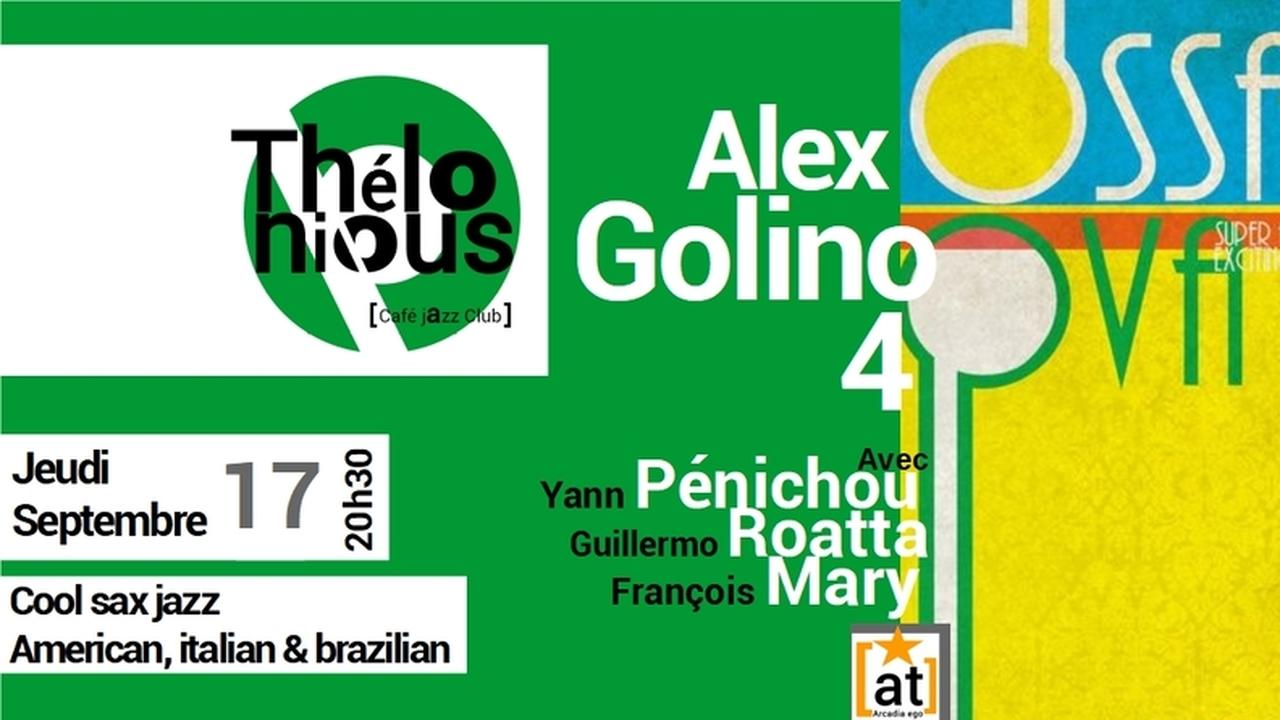 Alex Golino 4 :