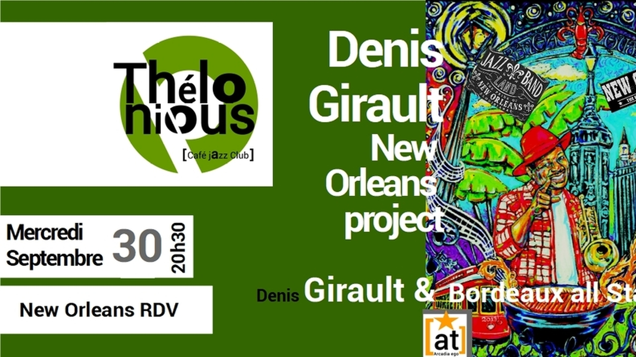 Denis Girault New Orleans project