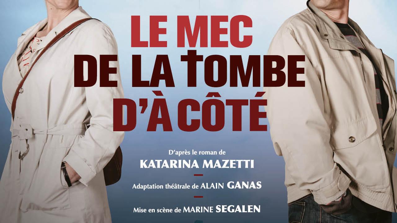 LE MEC DE LA TOMBE D'À CÔTÉ