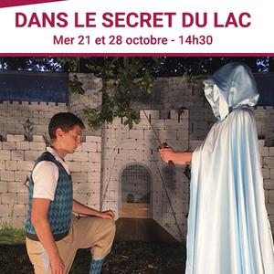 DANS LE SECRET DU LAC